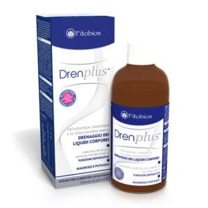 Fitobios DRENPLUS 500ml Favorisce le Funzioni Depurative