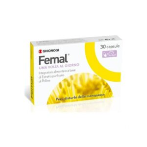 Femal Disturbi Menopausa 30 Capsule