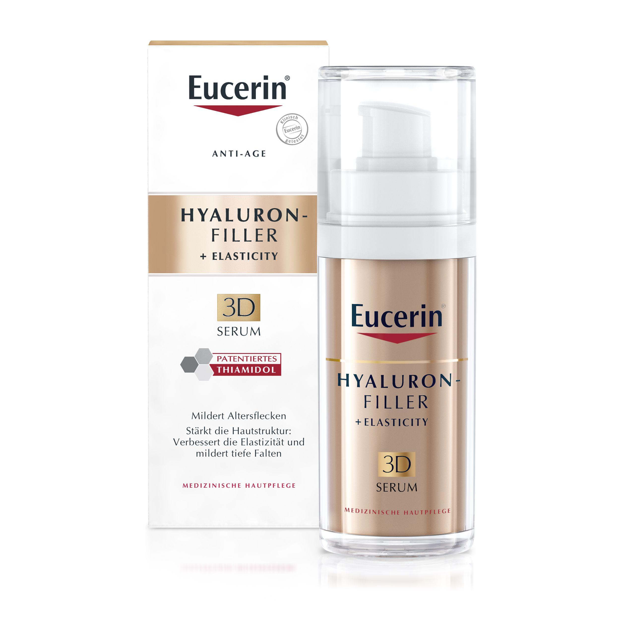 Eucerin Hyaluron Filler + Elasticity 3D Serum 30ml Anti..