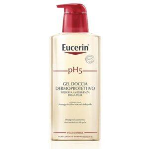 Eucerin pH5 Gel Doccia Dermoprotettivo Pelle Sensibile 400ml