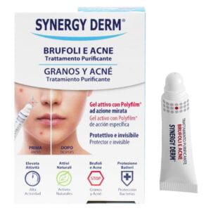 Synergy Derm Brufoli e Acne Trattamento Purificante 15ml