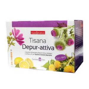 Dr.Theiss Naturplus Tisana Depur-attiva 20 Filtri