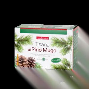 Dr.Theiss Naturplus Tisana al Pino Mugo 20 Filtri