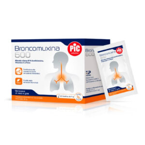 Pic Solution Broncomuxina 600 20 Bustine