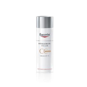 Eucerin Hyaluron Filler CC Cream Dorata Crema Anti-Età SPF 15 50ml