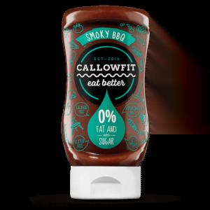 Callowfit Salsa 0% Grassi e Zuccheri 300ml Gusto Smoky BBQ