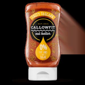 Callowfit Salsa 0% Grassi e Zuccheri 300ml Gusto Tasty Toscana