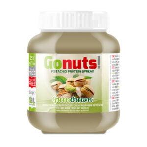 Gonuts ! GreenDream Crema Spalmabile Proteica Gusto Pistacchio 350g