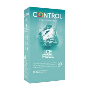 Control Ice Feel 10 Profilattici